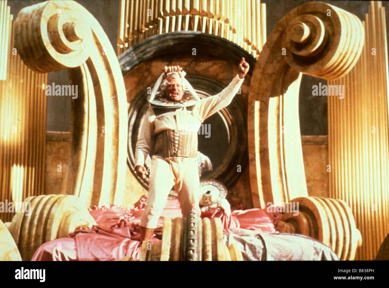 Las aventuras del barón Munchausen Año : 1988 UK / Italia Director: Terry Gilliam Robin Williams Foto de stock