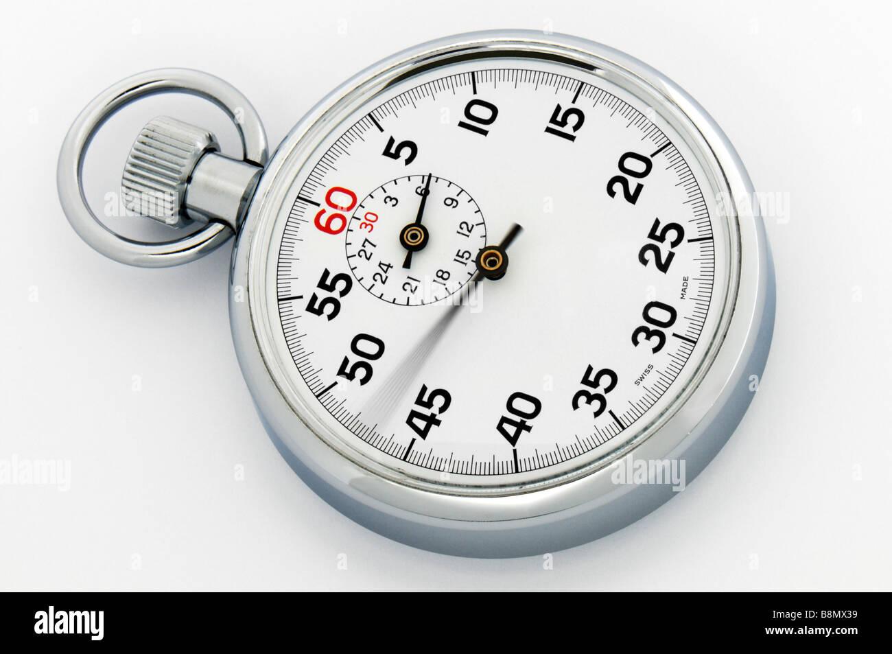 Reloj de parada Imagen De Stock