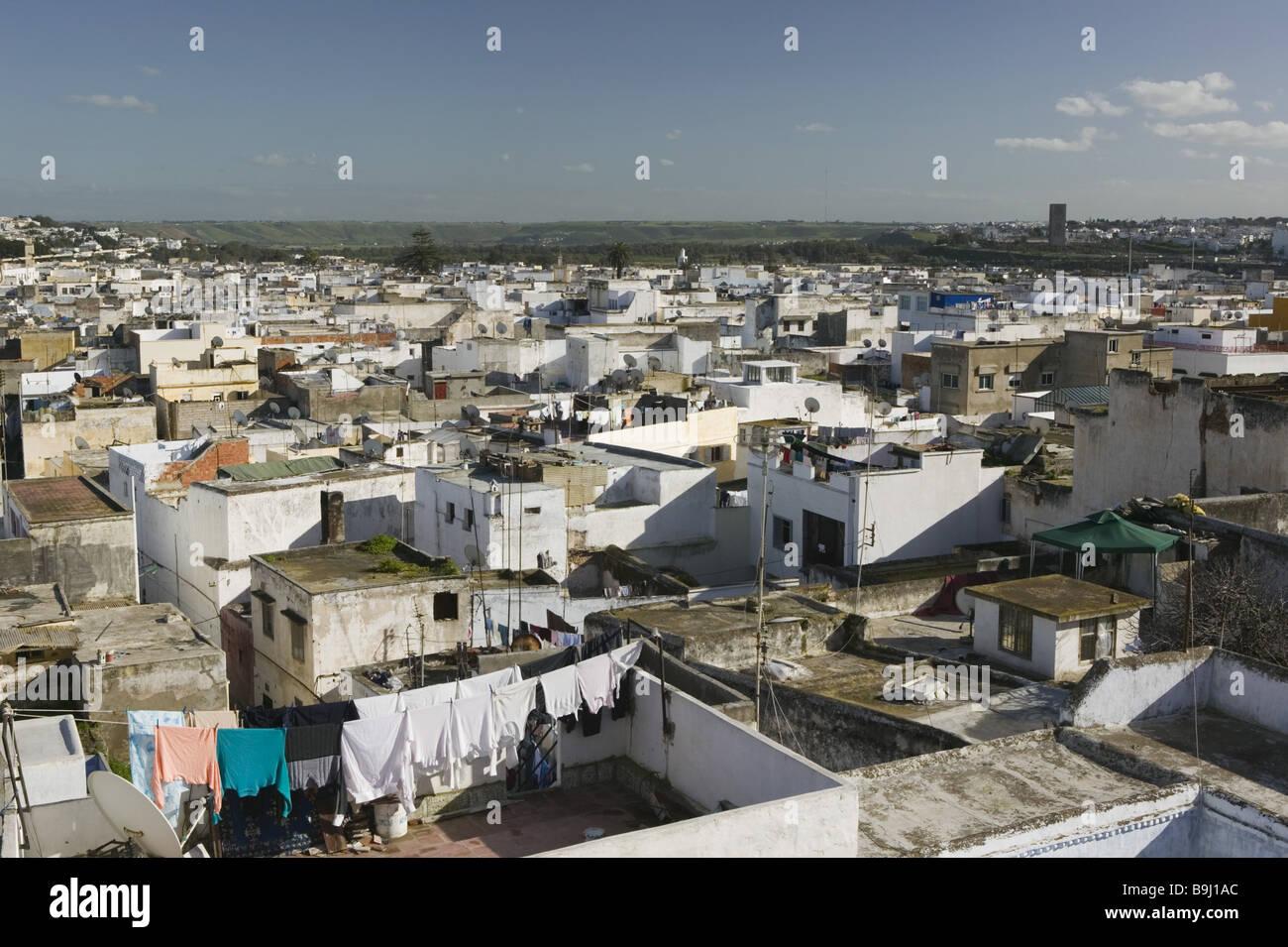 Marruecos Venta Vista Ciudad City Residencias Casas De