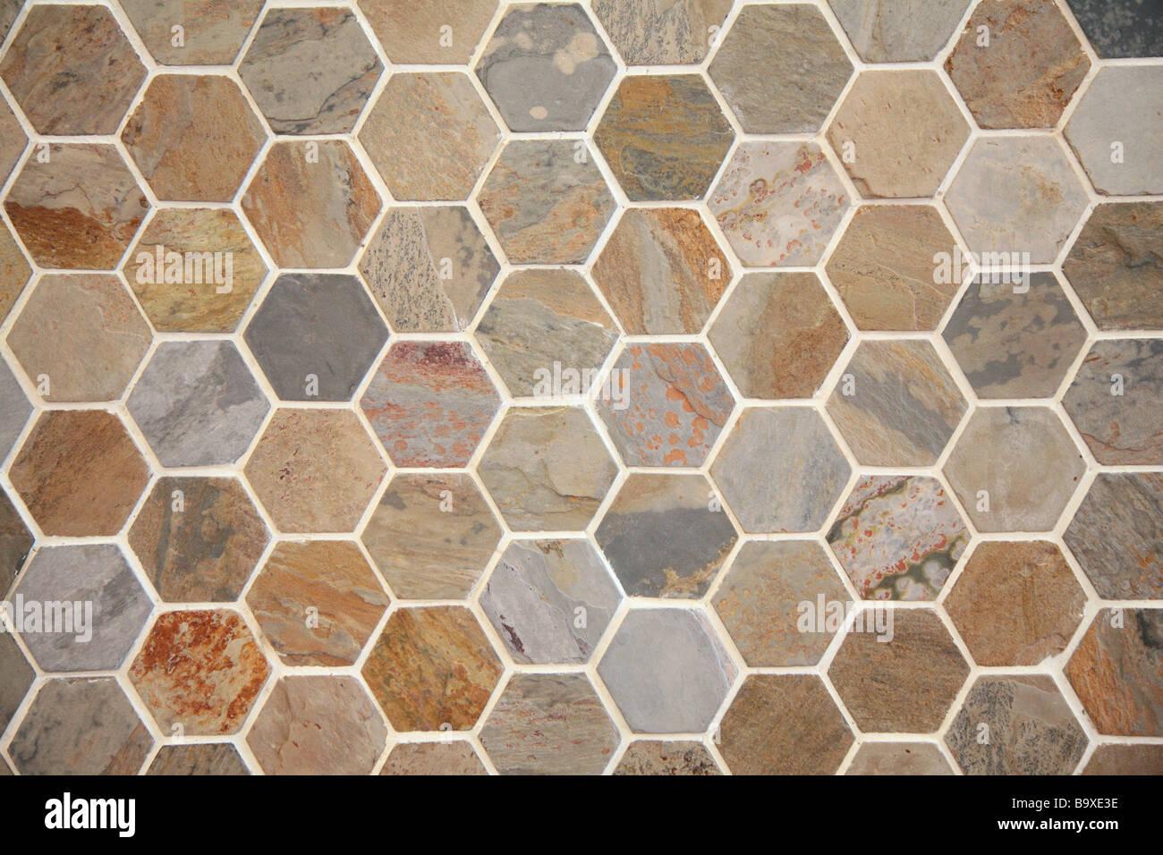 pavimento hexagonal foto imagen de stock 23324098 alamy