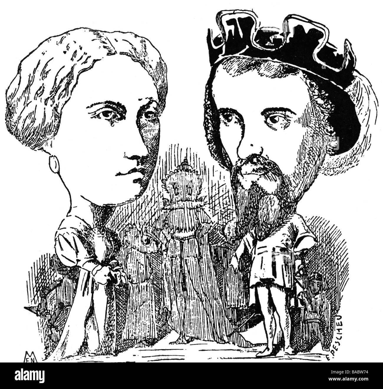 Gounod Charles 1761818 17101893 El Compositor Francés Su