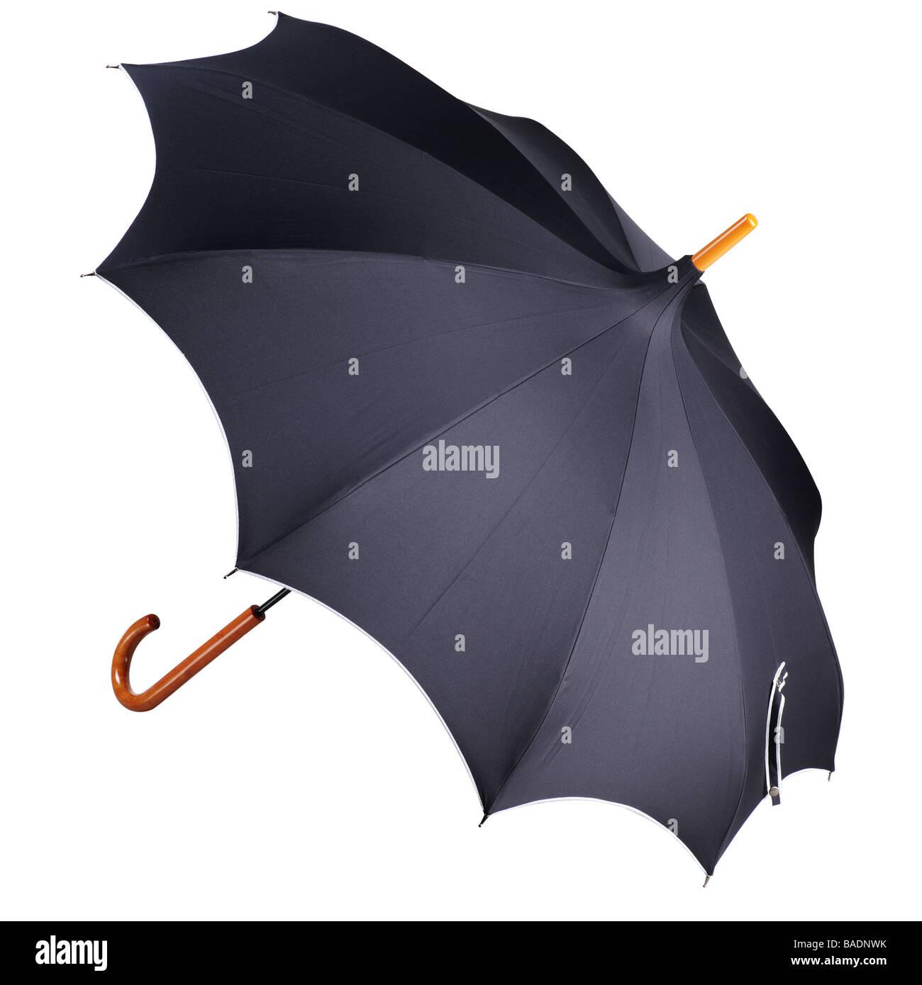 Paraguas abierto Imagen De Stock