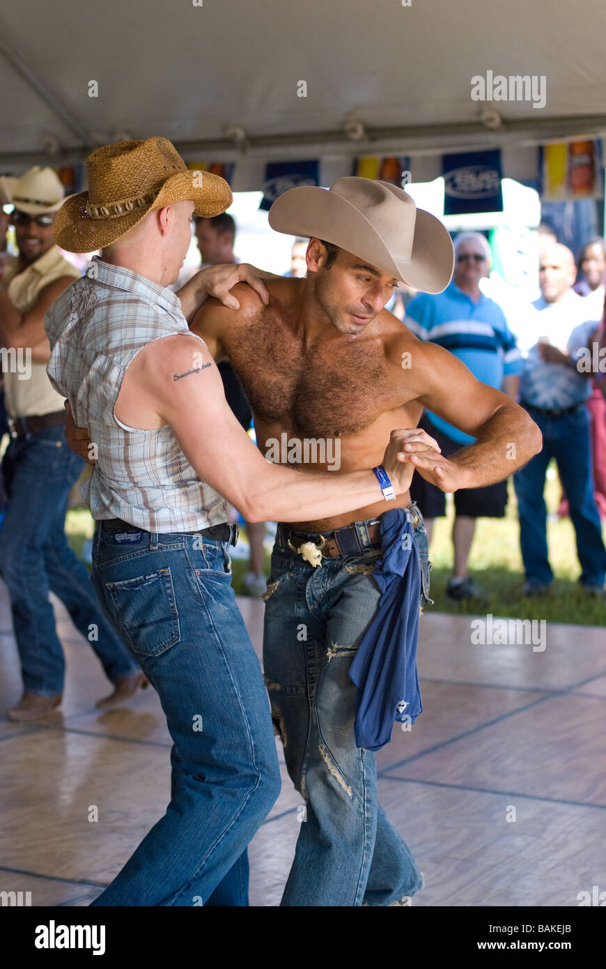 from Harold devon gay rodeo song
