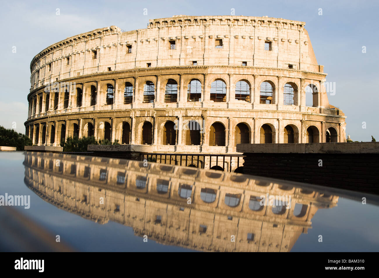 Coliseo Roma Imagen De Stock