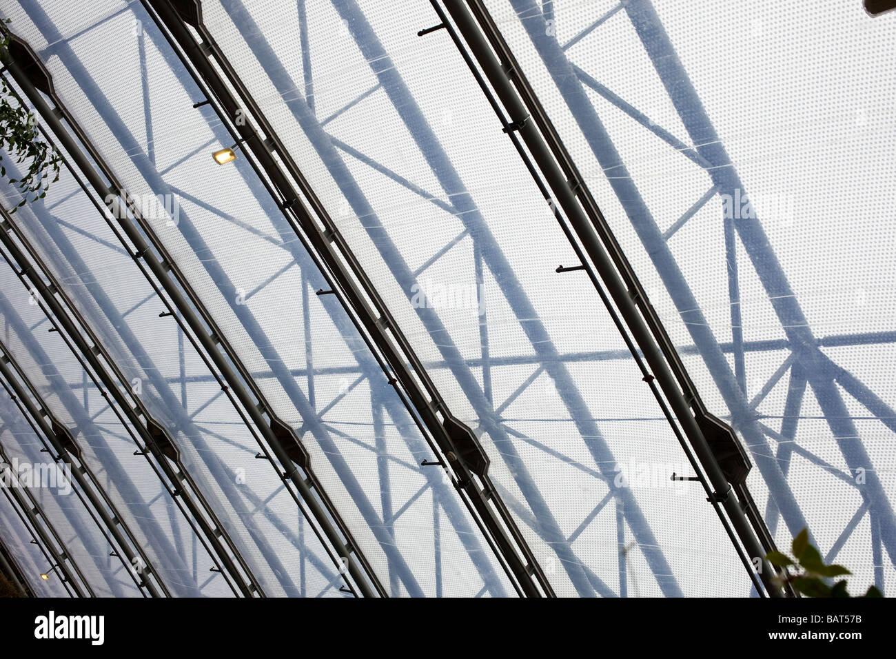 Detalle de la arquitectura moderna Imagen De Stock