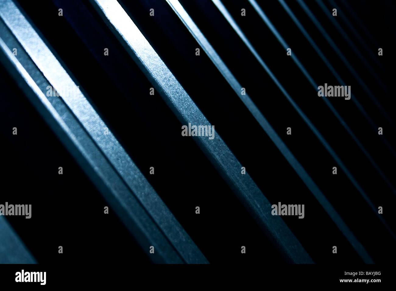 La arquitectura abstracta Imagen De Stock