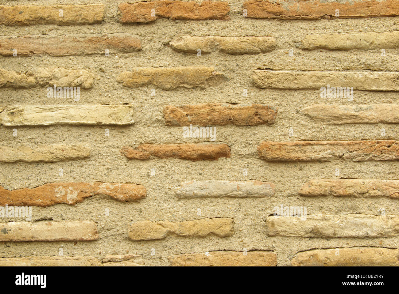 Mauer pared 12 Foto de stock