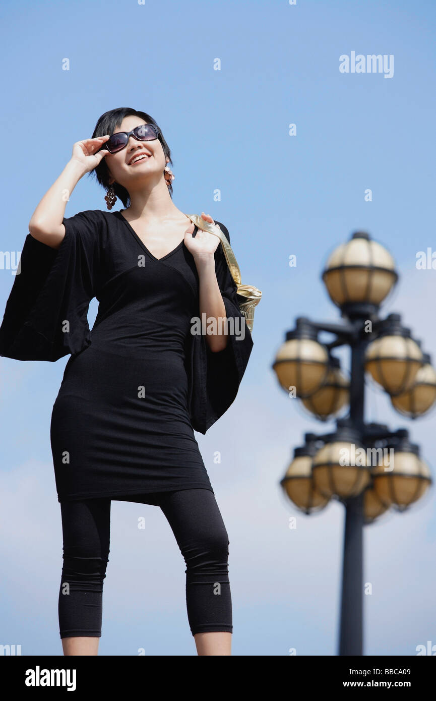 El Mujer HombroAjuste Vestida Transporte De Sobre NegroBolsa 0ZwPXNn8Ok