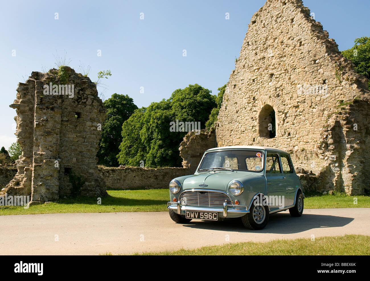 1965 Mini Cooper S Imagen De Stock