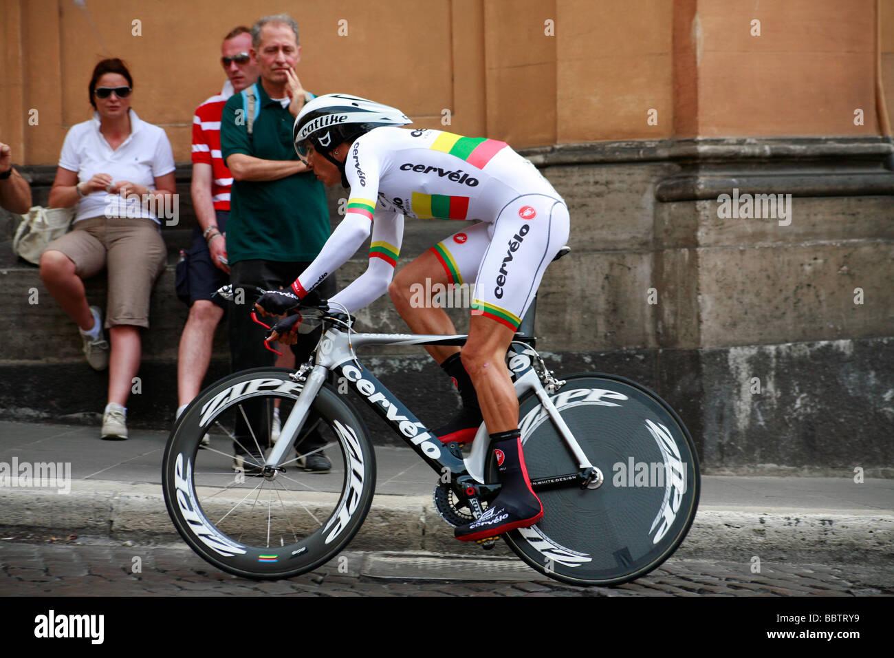 Ignatas Konovalovas Giro d'Italia Tour Italia Imagen De Stock