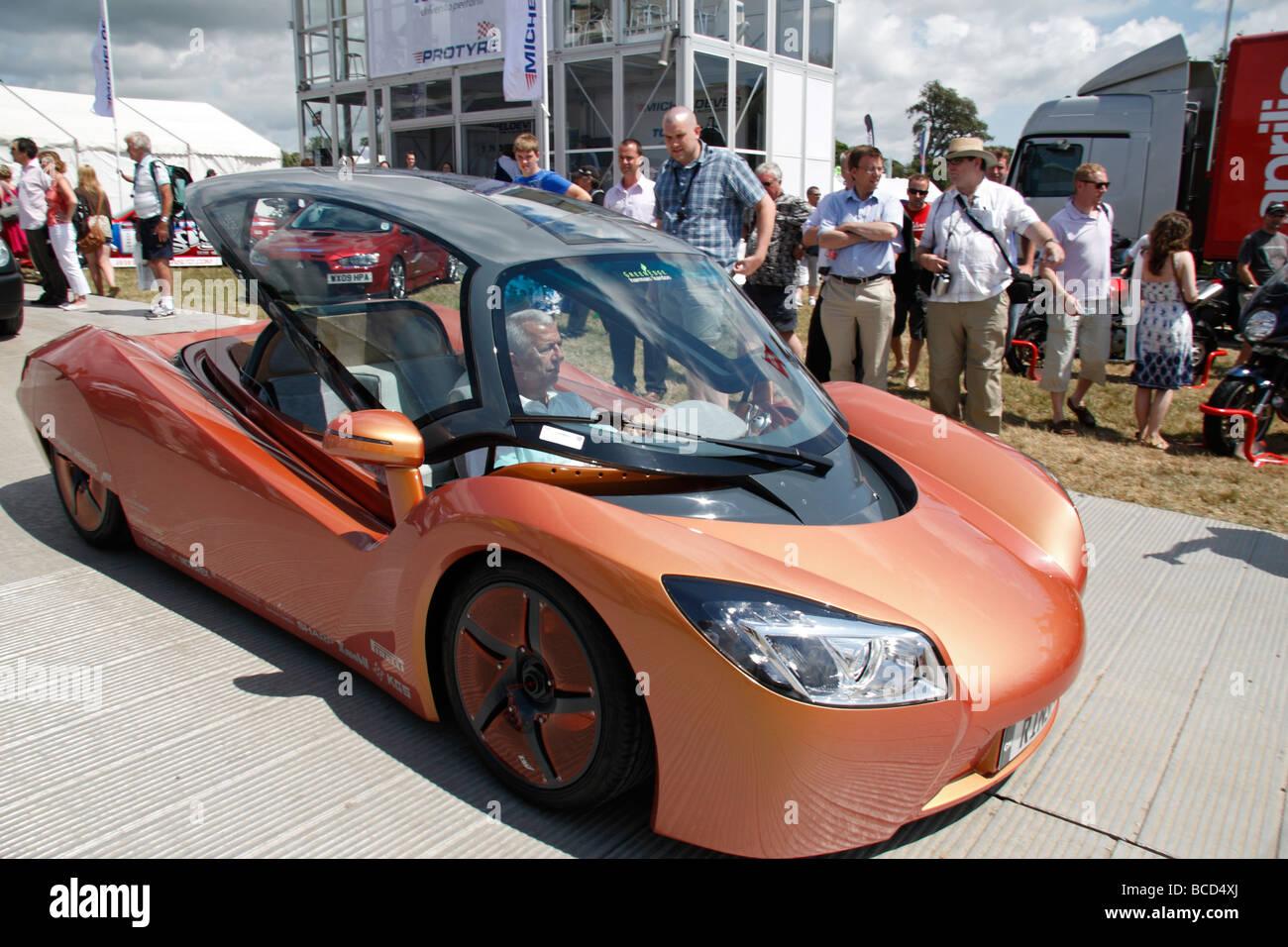 фестиваль концепт автомобилей