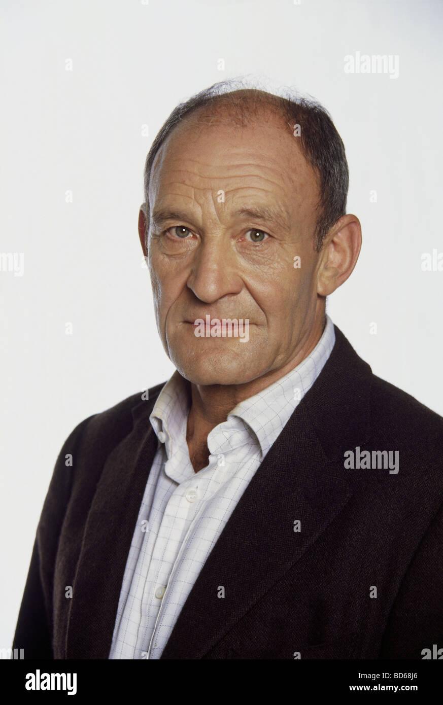 Mendl, Michael, * 20.4.1944, actor alemán, retrato, 2001, Additional-Rights-juegos-NA Imagen De Stock