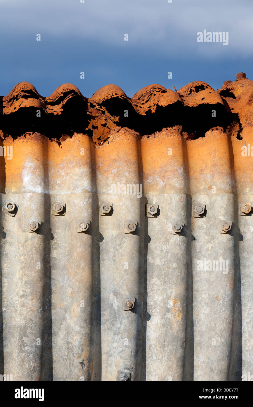 Corrosion Damage Imágenes De Stock Corrosion Damage Fotos