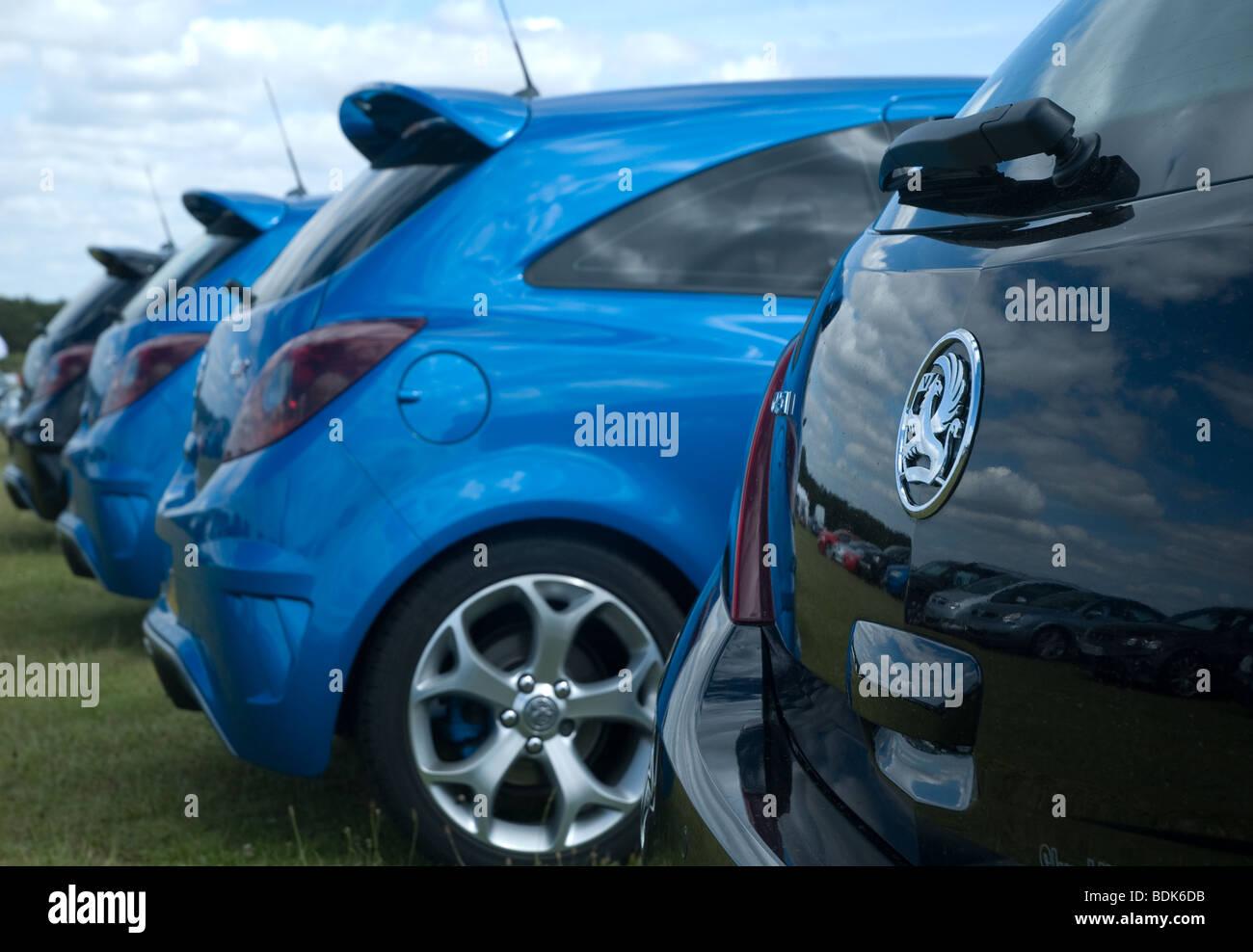 Vauxhall corsa Imagen De Stock