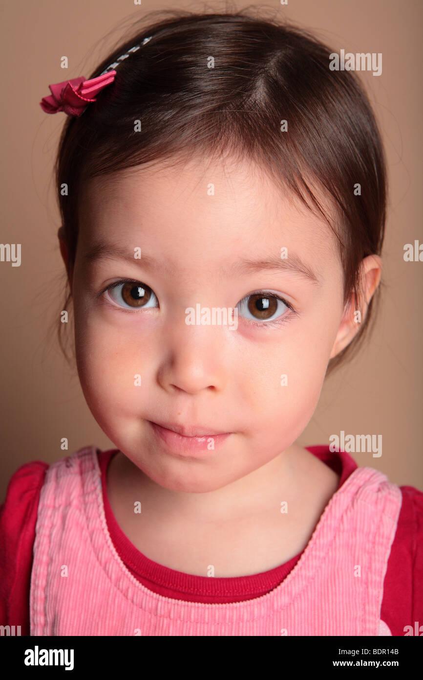 Chica joven Imagen De Stock