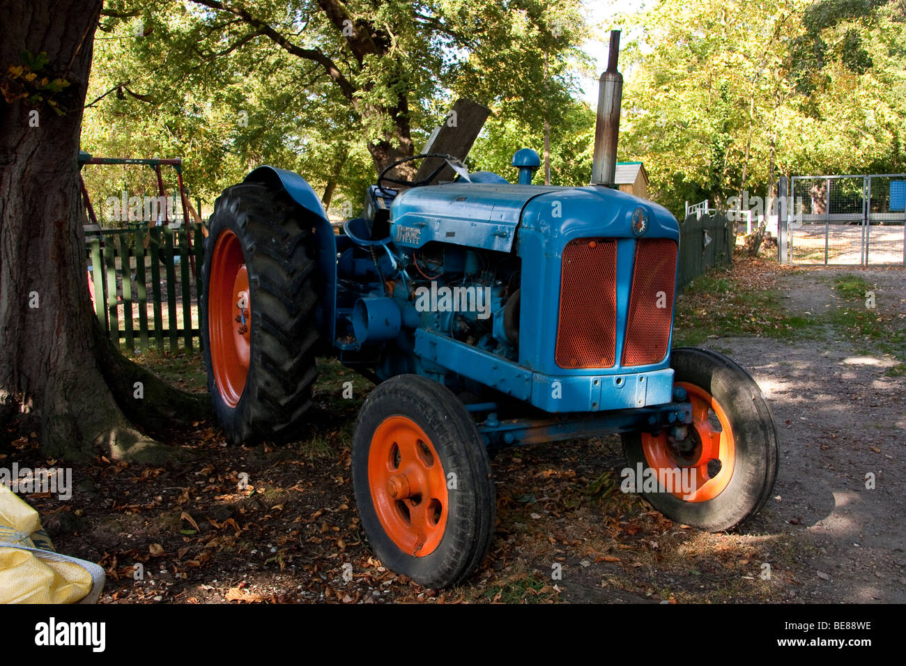 tractor Imagen De Stock