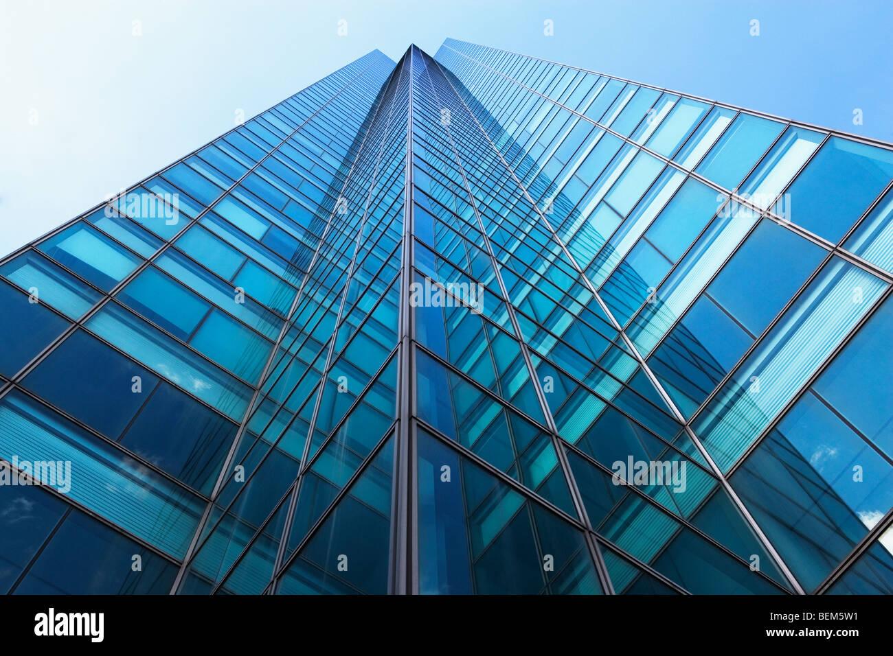 Edificio de oficinas Imagen De Stock