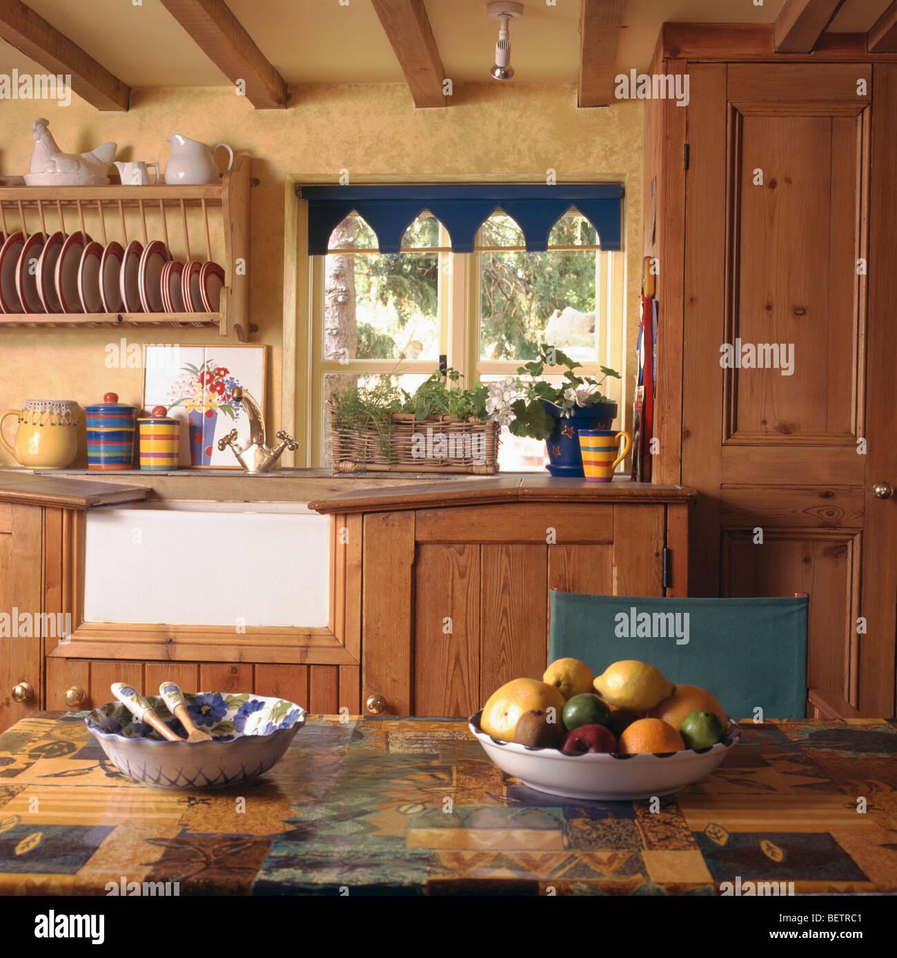 Excepcional Diseños De Cocina De La Cabaña Del País Fotos - Como ...