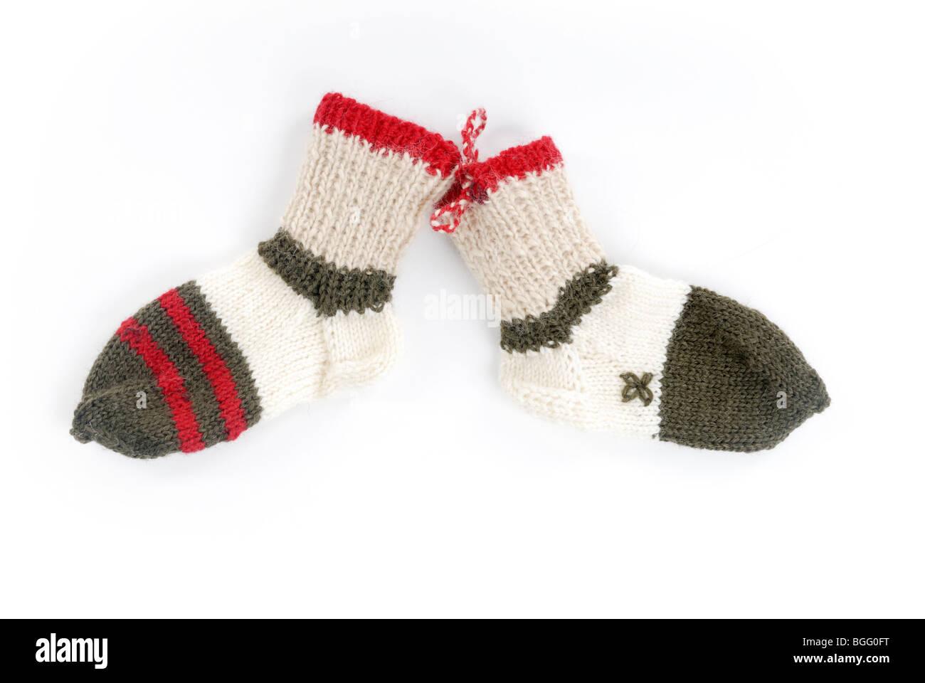 Thick Wool Socks Imágenes De Stock & Thick Wool Socks Fotos De Stock ...