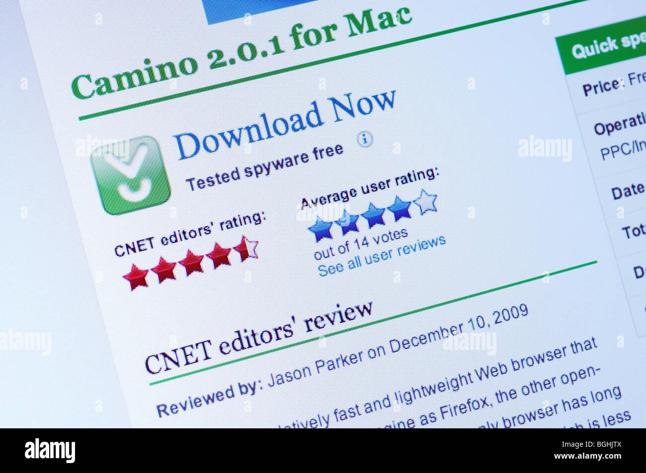 Descargar Camino website Imagen De Stock