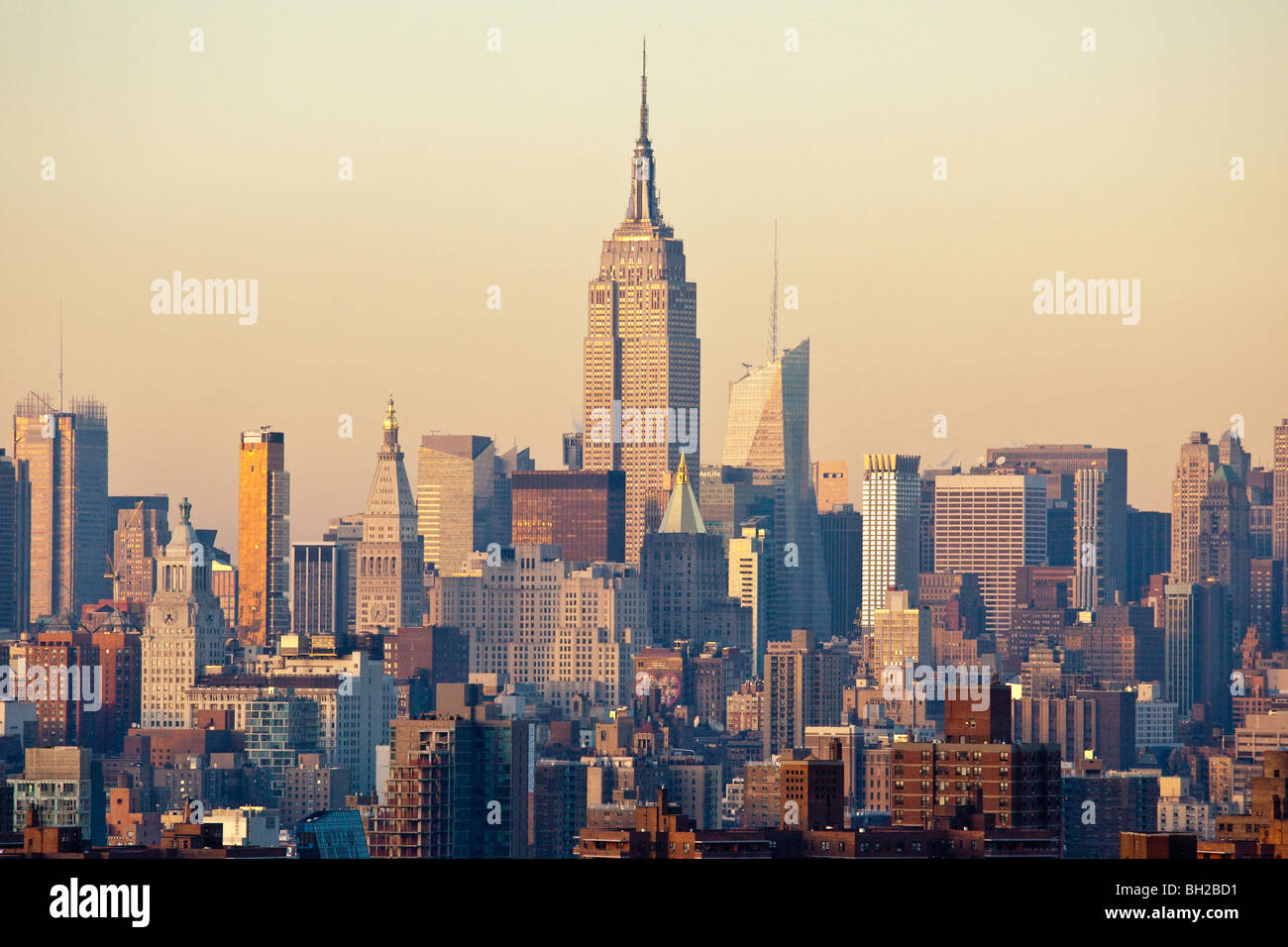 El Empire State Building, Nueva York Imagen De Stock