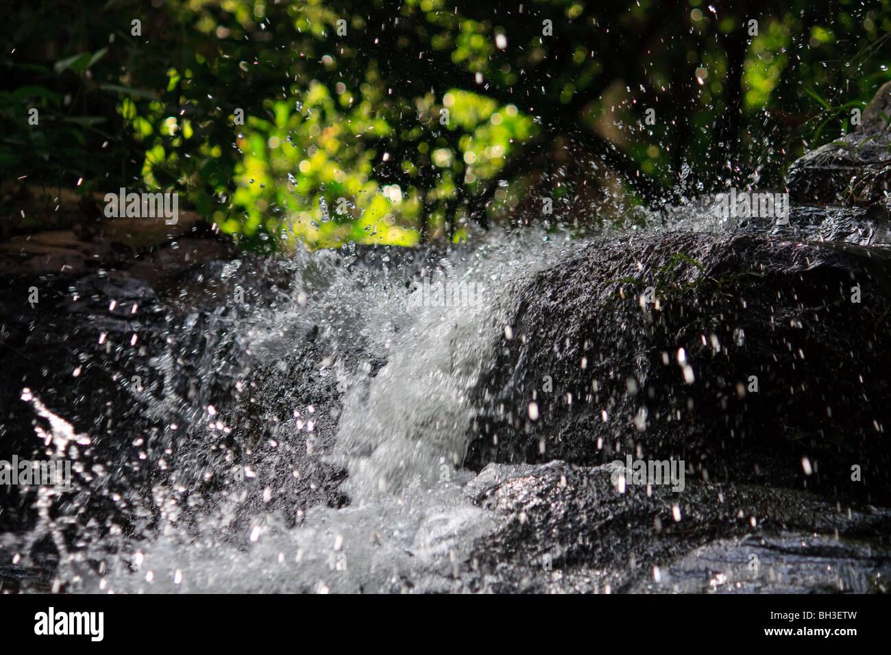 África Kouma Konda texturas Togo Imagen De Stock
