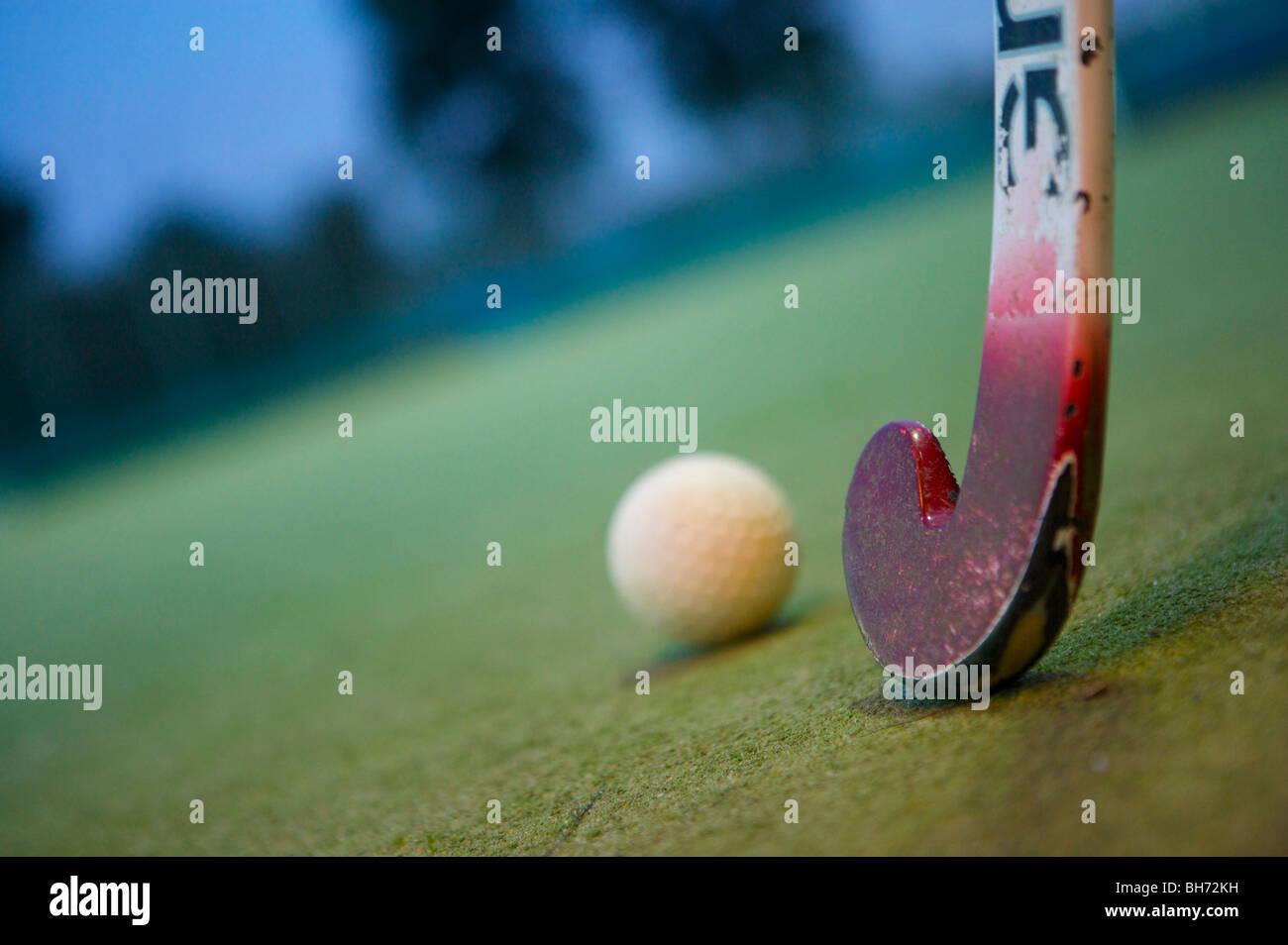El hockey, la formación, las tácticas, el entrenador, ejercicio, estudiantes, UK, colegio, universidad, Imagen De Stock