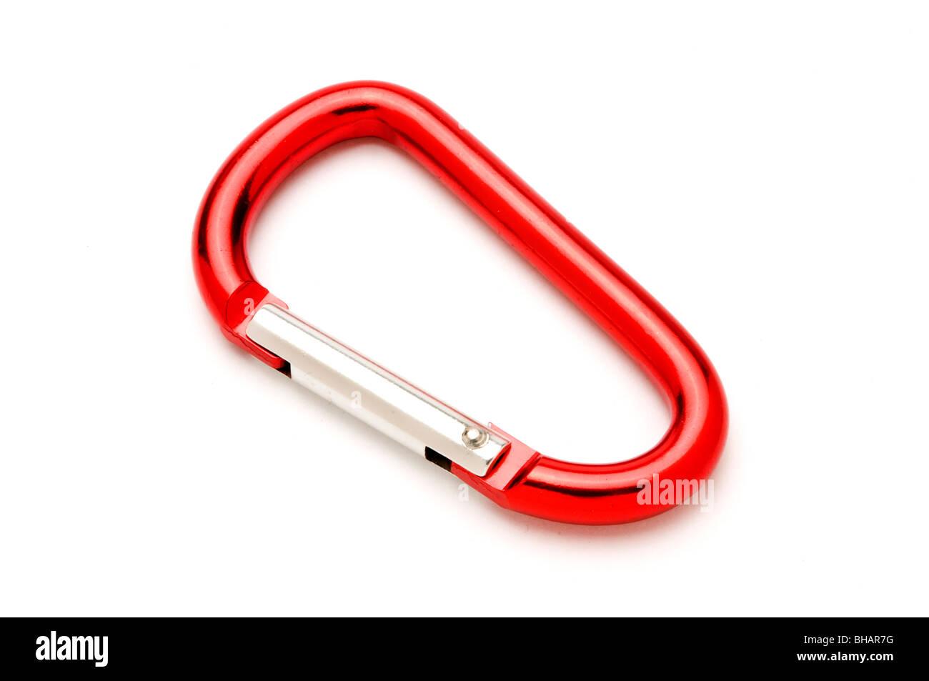 Clip de cierre broche de cuerda Foto de stock