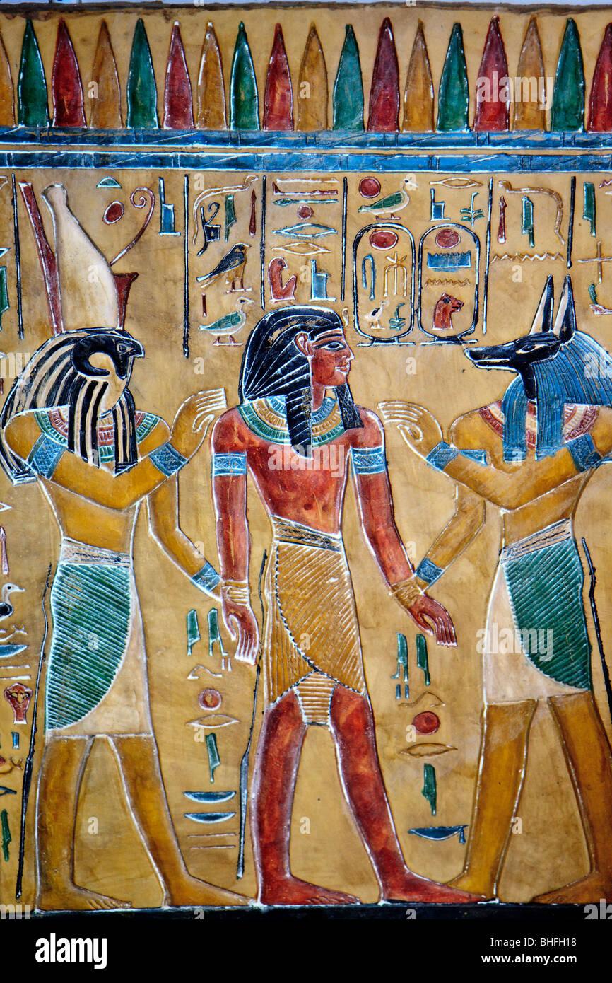 Anubis Egypt Imagenes De Stock Anubis Egypt Fotos De Stock Alamy