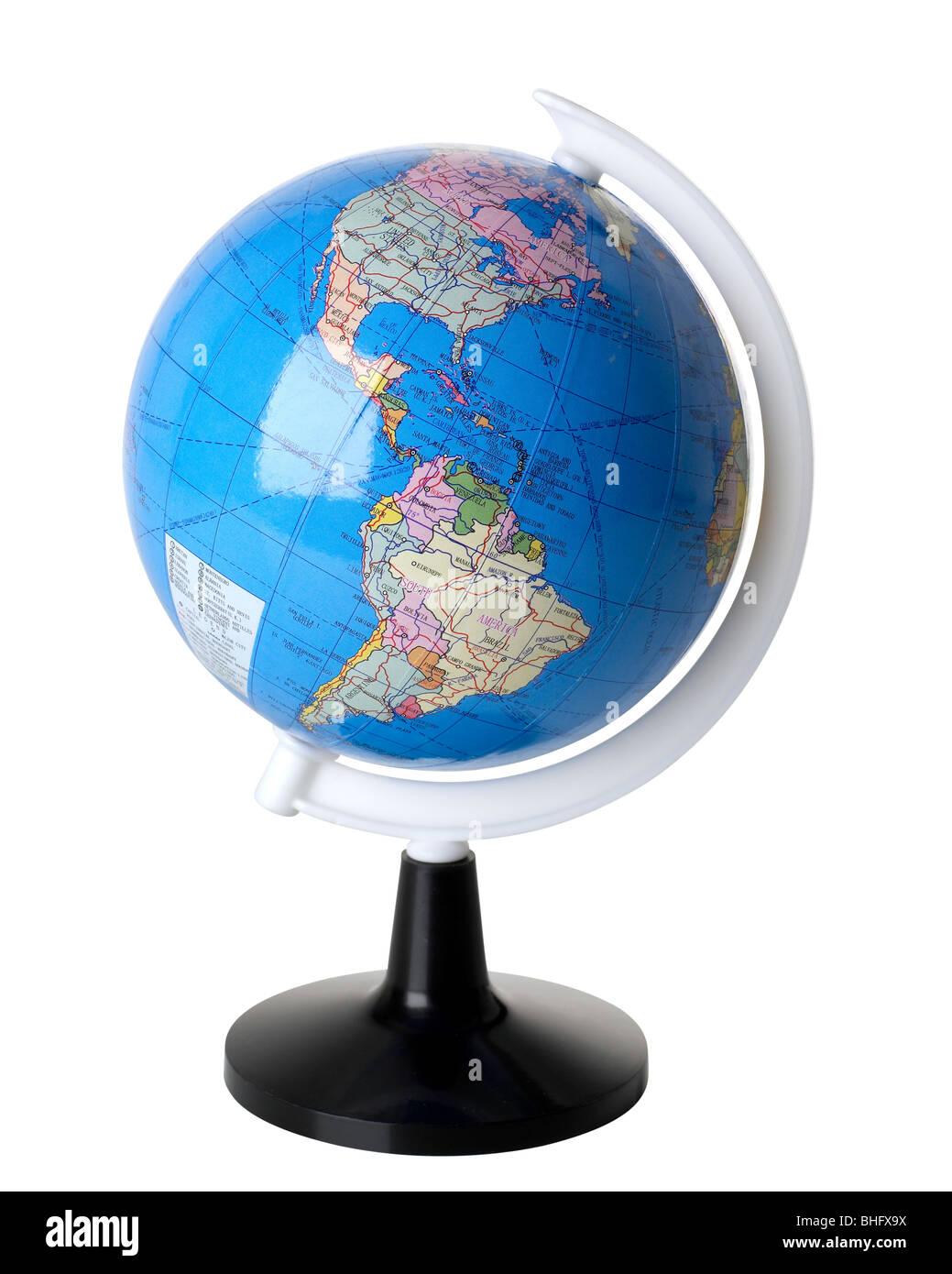 Globo del mundo Imagen De Stock