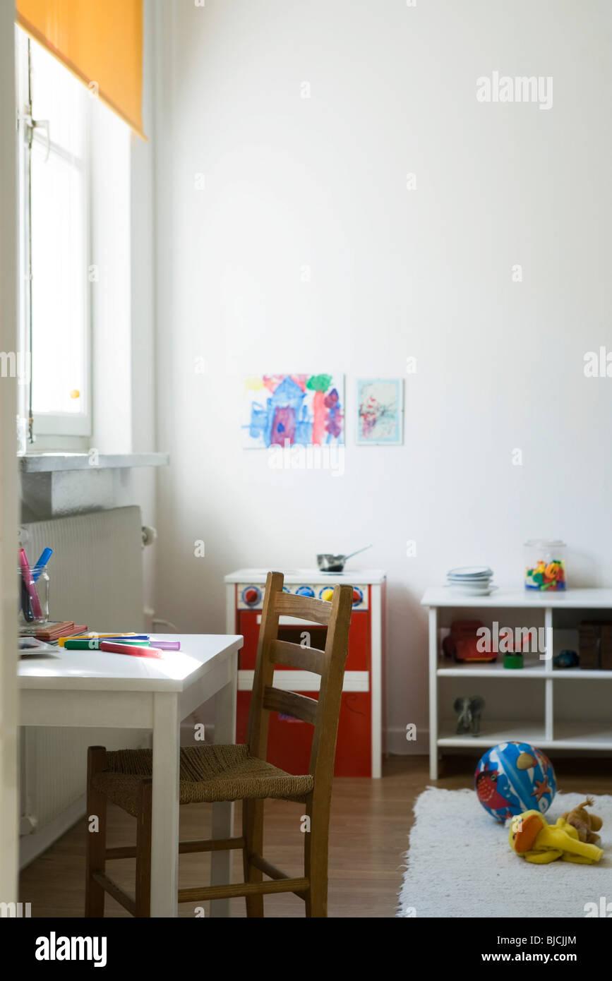 Sala De Juegos Para Ninos Foto Imagen De Stock 28552236 Alamy - Sala-juegos-nios