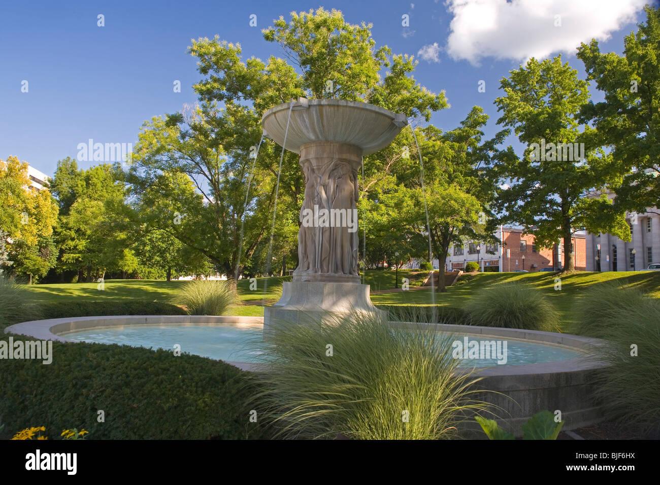 La Missouri State Capitol Imagen De Stock