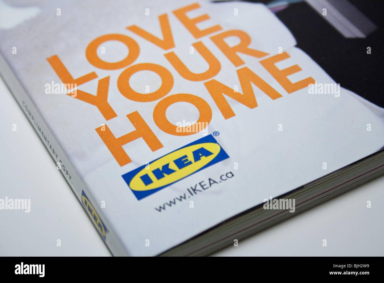 Ikea Catalog Fotos e Imágenes de stock Alamy
