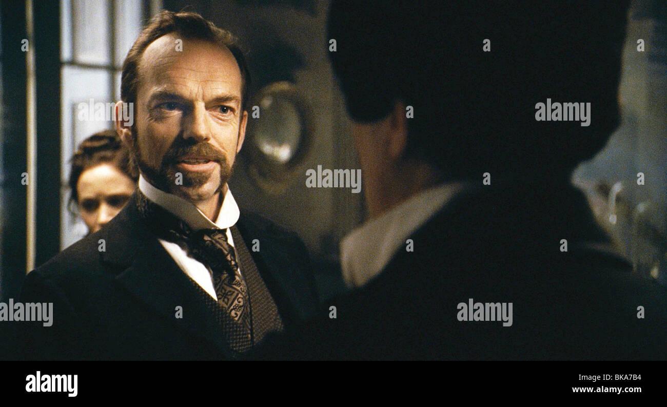 El Wolfman Año : 2010 Director : Joe Johnston Hugo tejer Imagen De Stock