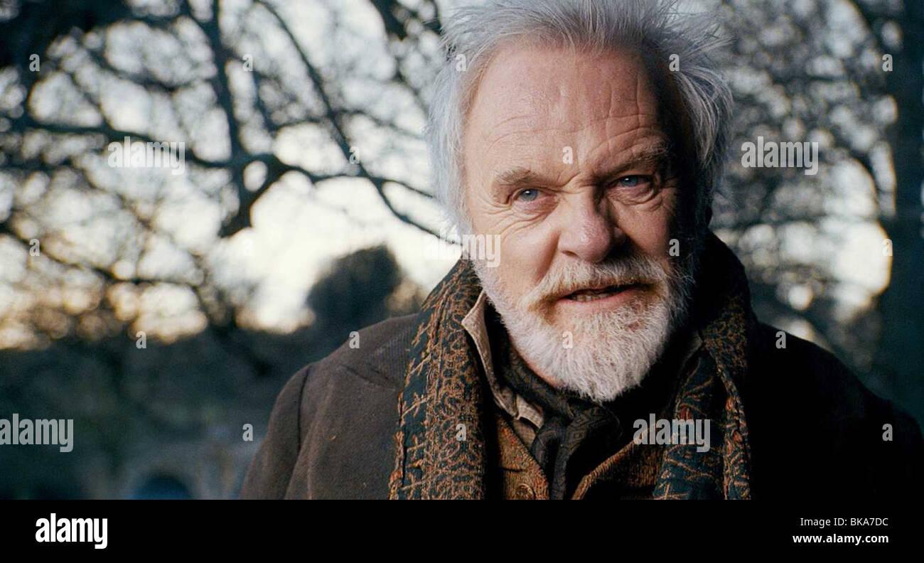 El Wolfman Año : 2010 Director : Joe Johnston Anthony Hopkins Imagen De Stock