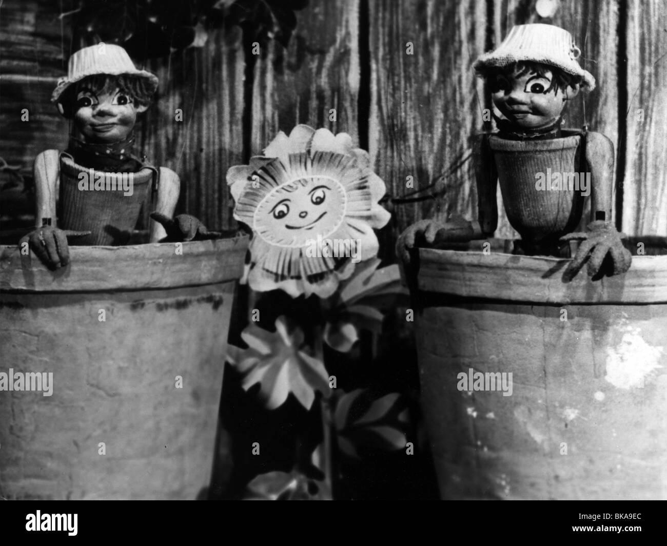 BILL & Ben: La maceta hombres BLBN 002P COPYRIGHT BBC IMAGEN Foto de stock