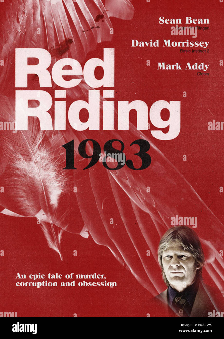 Caballo Rojo: 1983 Año : 2009 -UK Director: Anand Tucker película cartel (UK) Imagen De Stock