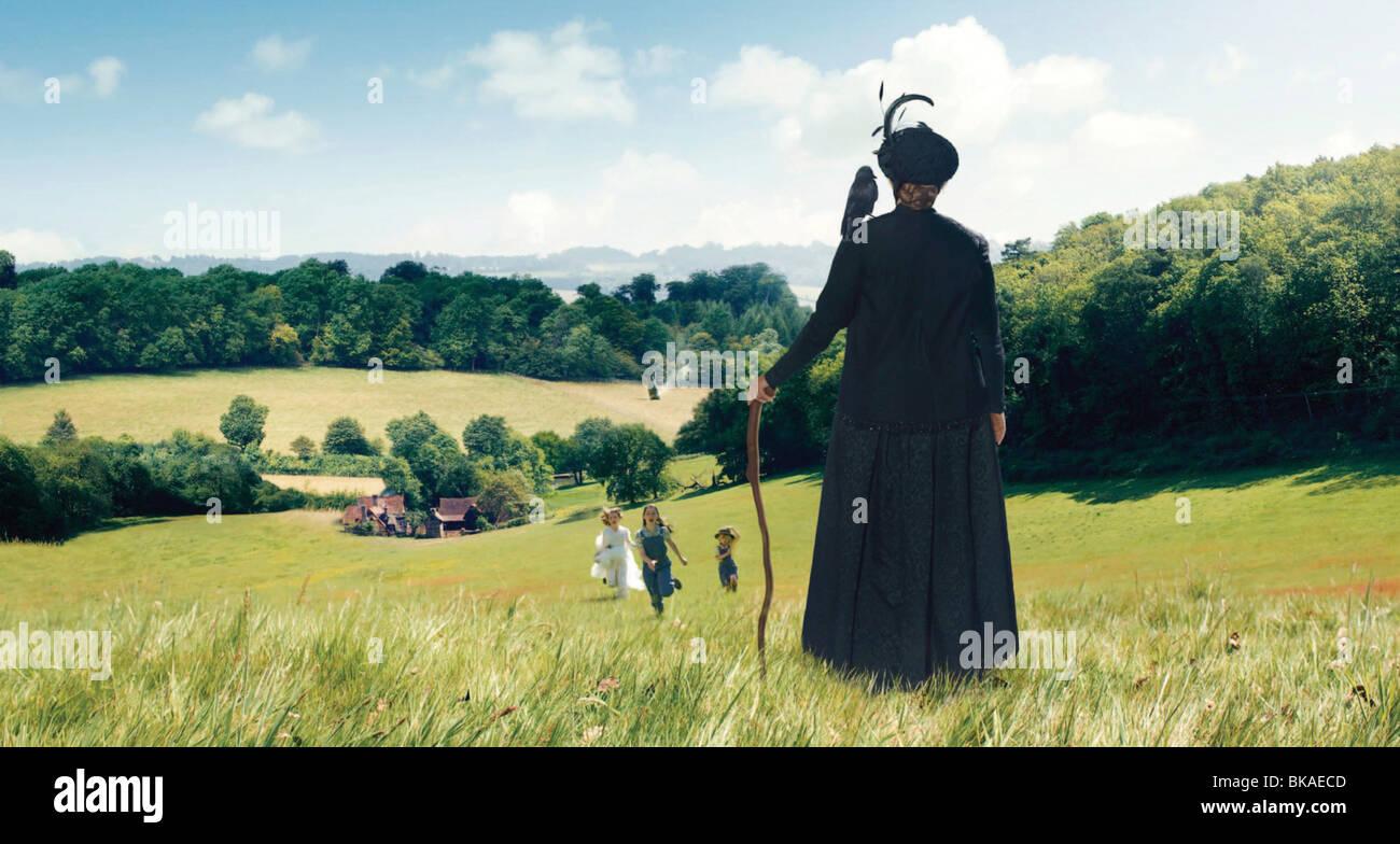 Nanny McPhee y el Big Bang Año : 2010 UK / USA Director: Susanna White Emma Thompson Imagen De Stock