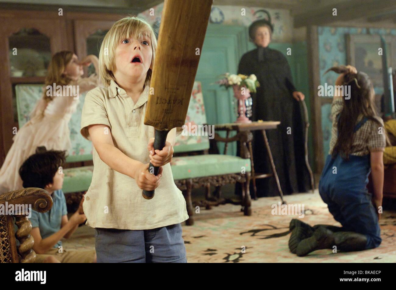 Nanny McPhee y el Big Bang Año : 2010 UK / USA Director: Susanna White Dirección Oscar Imagen De Stock