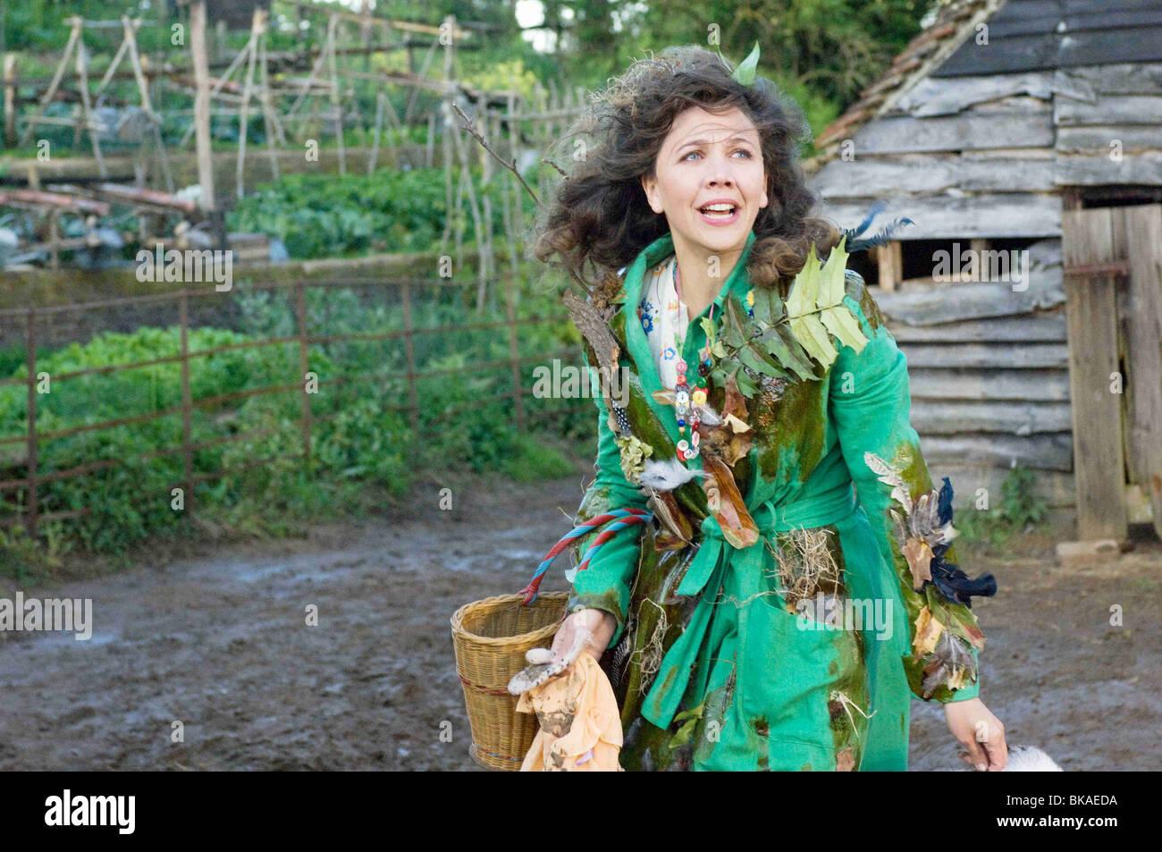 Nanny McPhee y el Big Bang Año : 2010 UK / USA Director: Susanna White Maggie Gyllenhaal Imagen De Stock