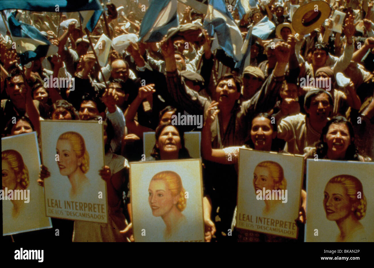 EVITA -1997 Imagen De Stock