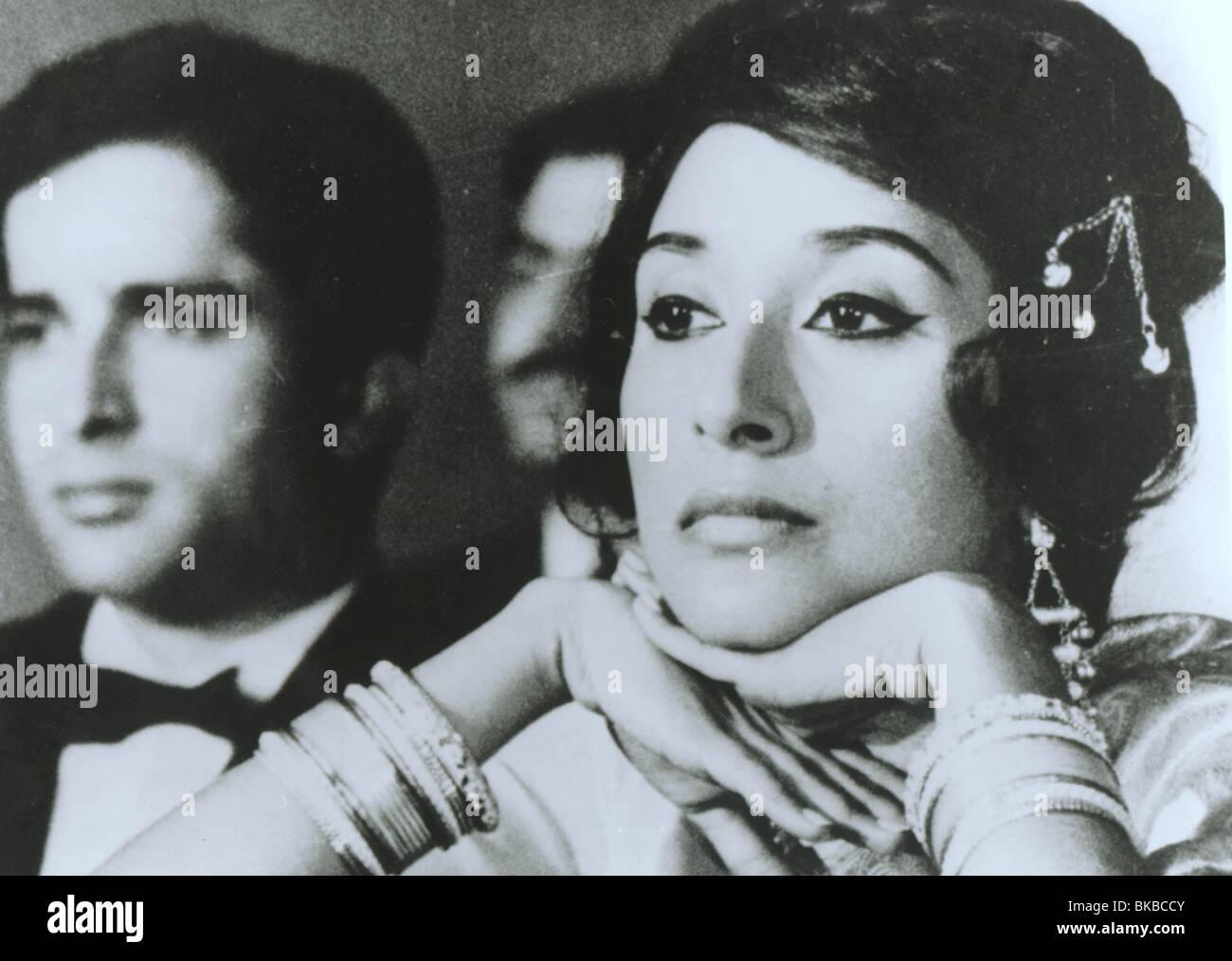 SHAKESPEARE WALLAH -1965 Imagen De Stock