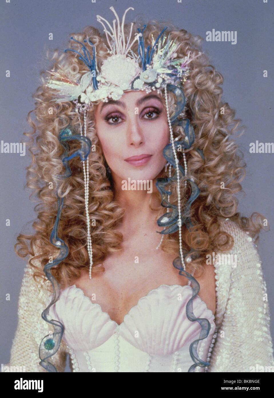 Sirenas -1990 Cher Imagen De Stock