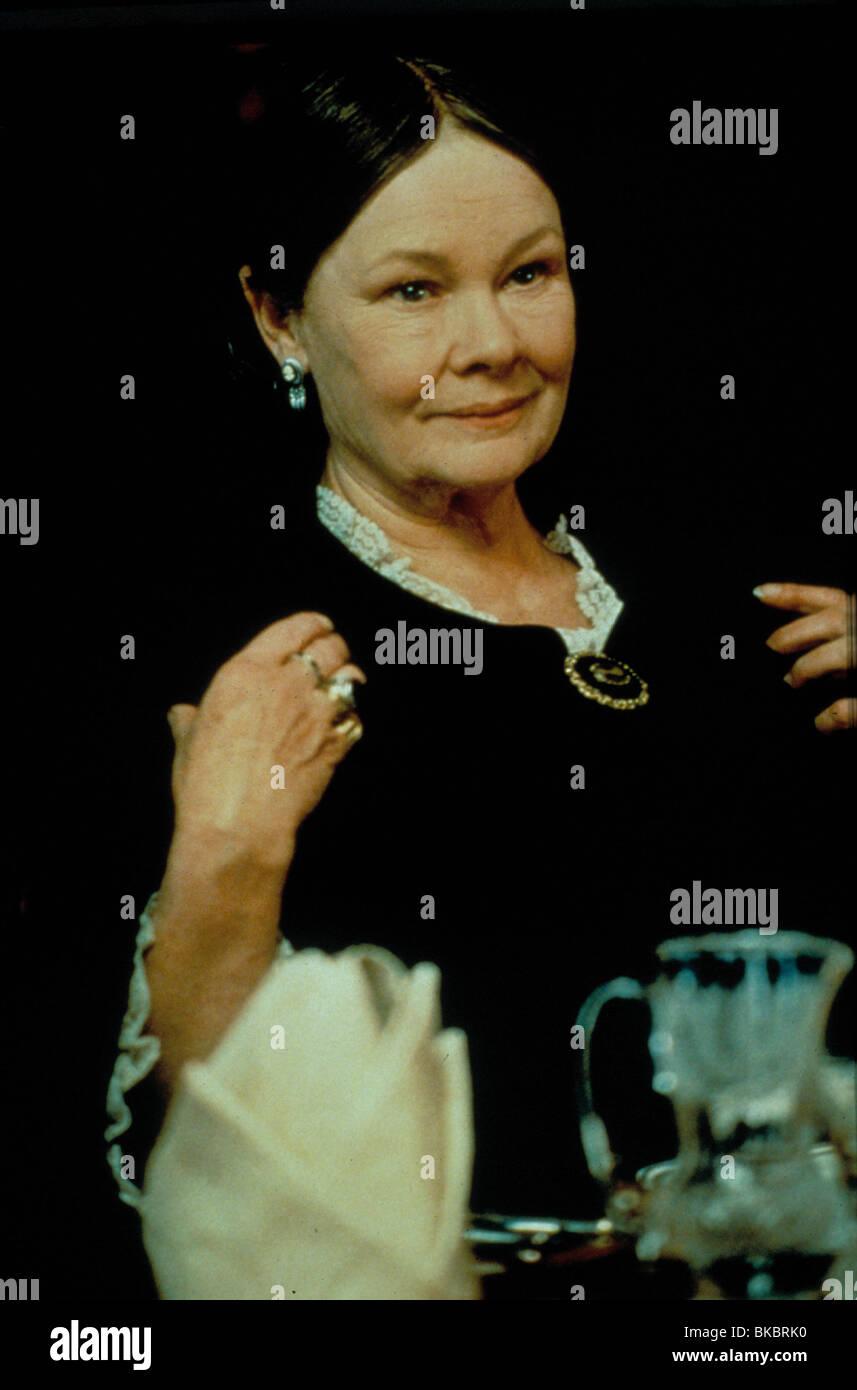 La Sra. BROWN -1997 Judi Dench Foto de stock