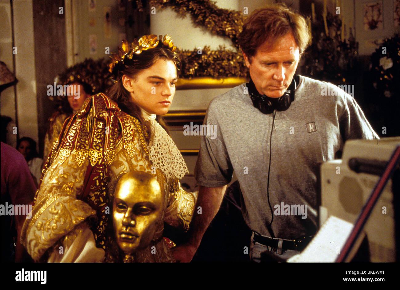 Randall Wallace Dir S O El Hombre De La Mascara De Hierro 1998