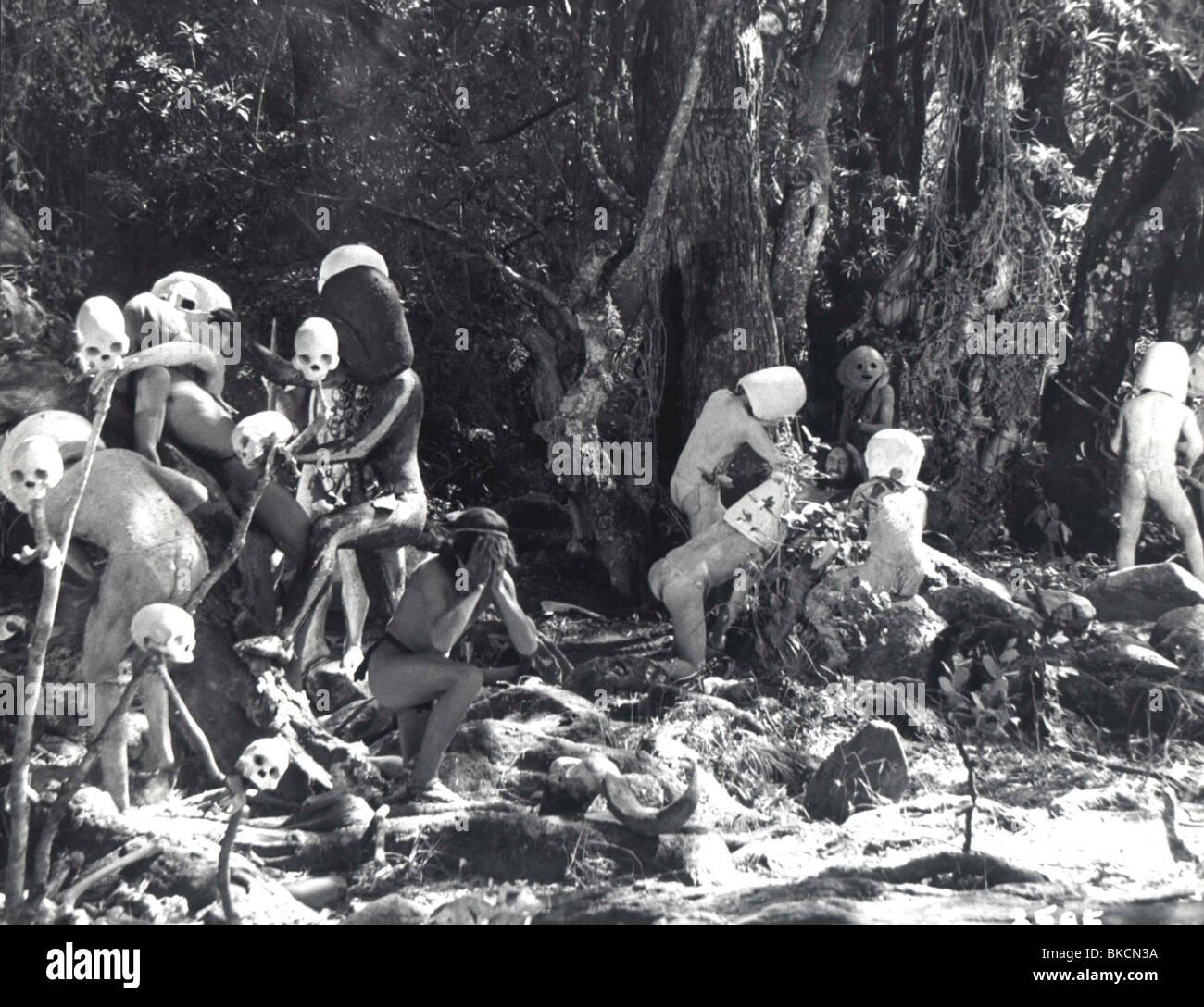 Las criaturas del mundo olvidó (1971) CTWF 004P Imagen De Stock