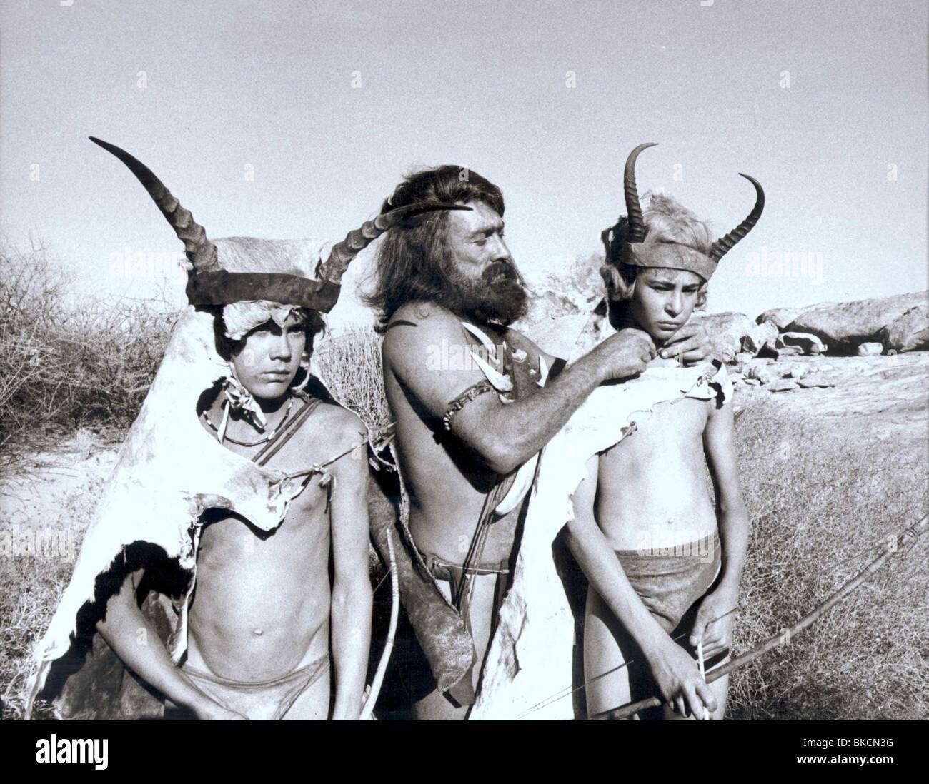 Las criaturas del mundo olvidó (1971) CTWF 007P Imagen De Stock