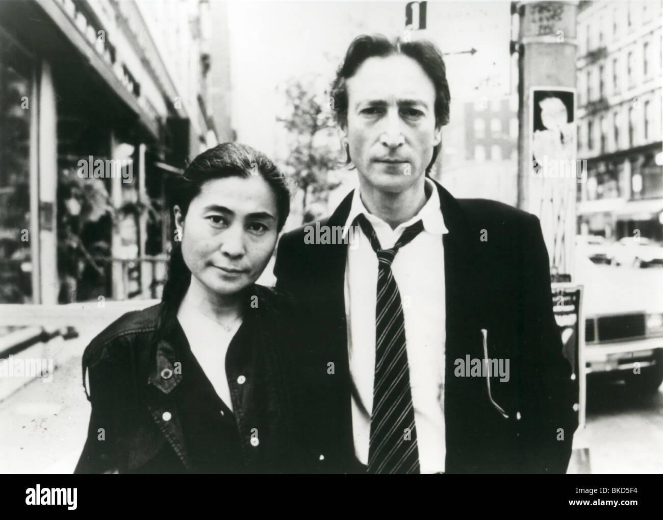 IMAGINE - John Lennon (1988) Yoko Ono, JOHN LENNON IMJL 008P Foto de stock