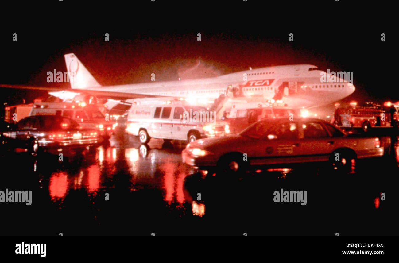 Turbulencia -1997 Imagen De Stock