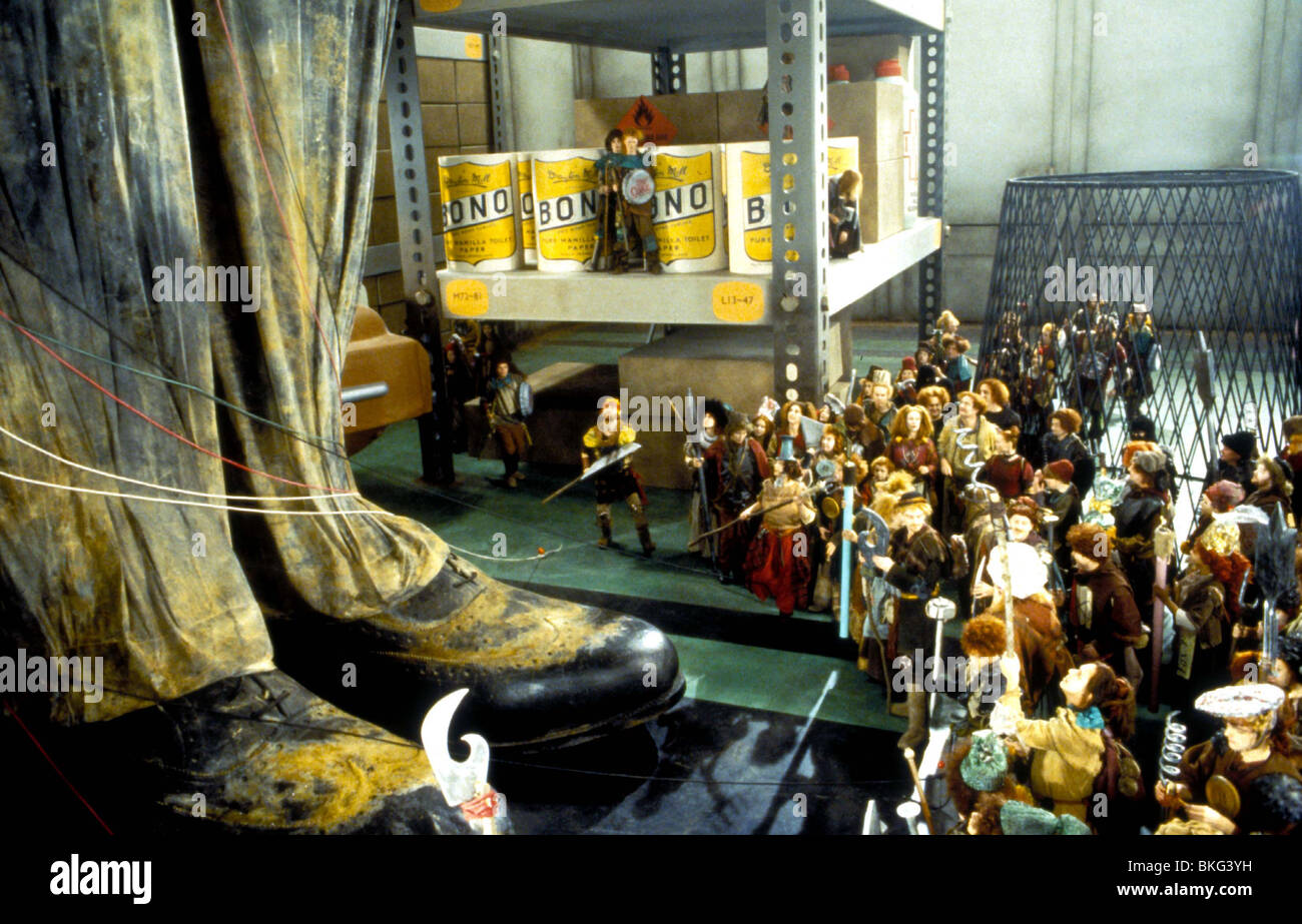 Los prestatarios -1997 Imagen De Stock